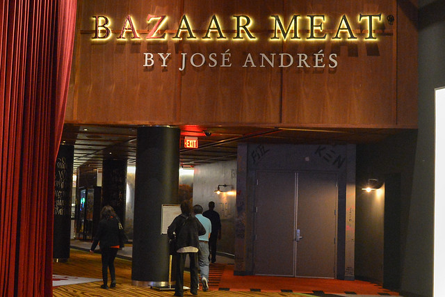 Bazaar meat las vegas nv darin dines for Fish by jose andres menu