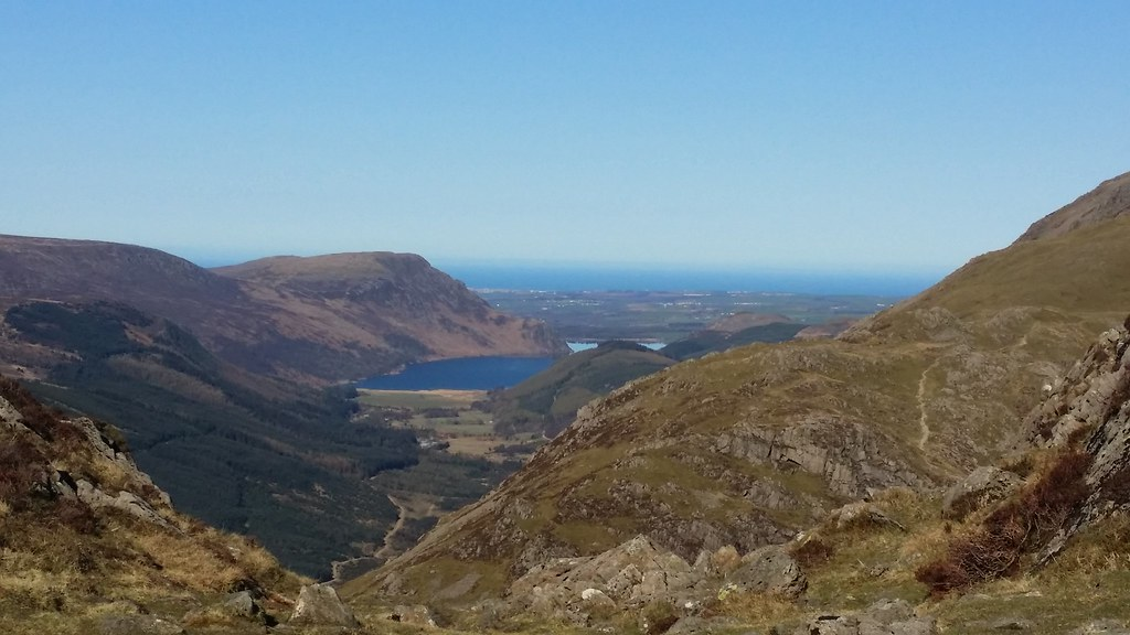 Ennerdale from Haystacks #sh