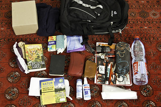 What's in my bag 16.4.2015