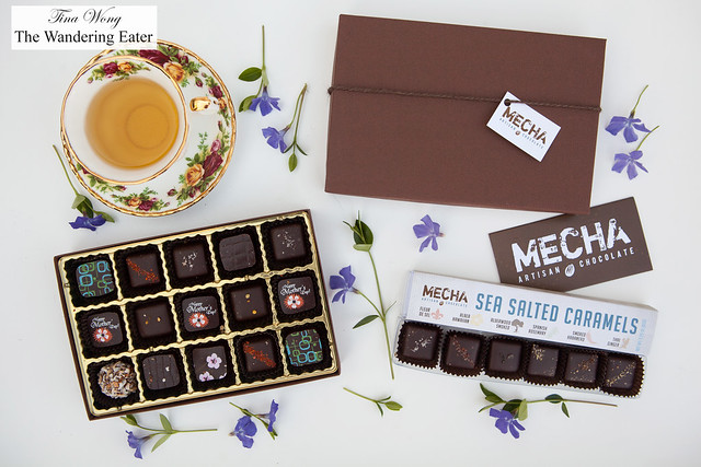 Mecha Chocolates