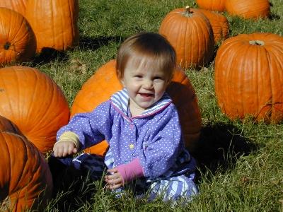 Isabel 9 months