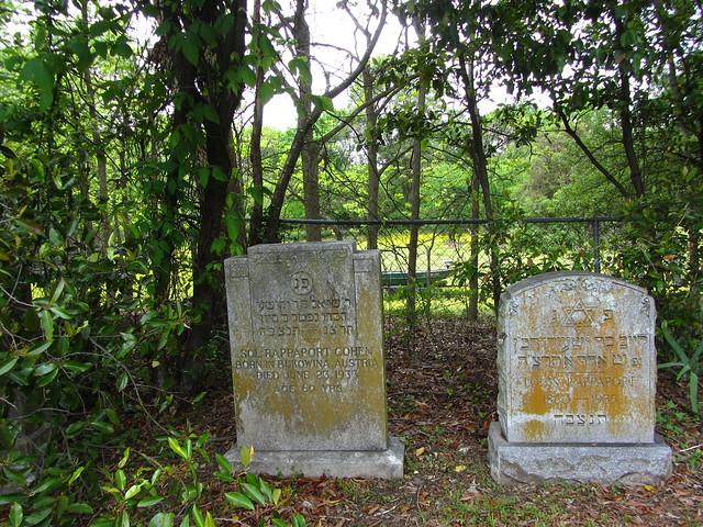 jewish cemetery, greenville, ms