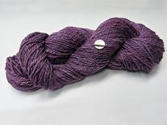 Lilac handspun