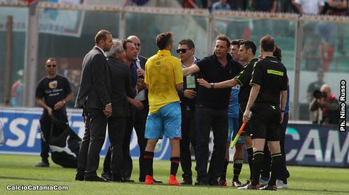 Catania-Livorno 1-1: La paura fa 95$