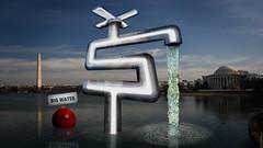 Big Water - a fixture in Washington