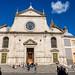 Rome - Piazza Del Popolo - Sant' Maria Del Popolo by gregoryl.johnson56
