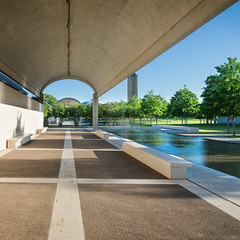 Kimbell Art Museum | Fort Worth, TX | Louis Kahn