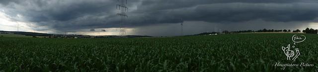Sturm in Sicht