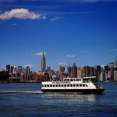 The view from Brooklyn. #brooklyn #nyc #ny #thebigapple #thecity #insta_nyc