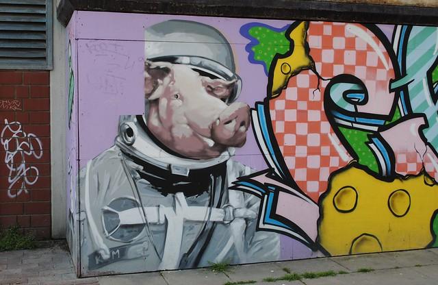 street art Ihme-zentrum
