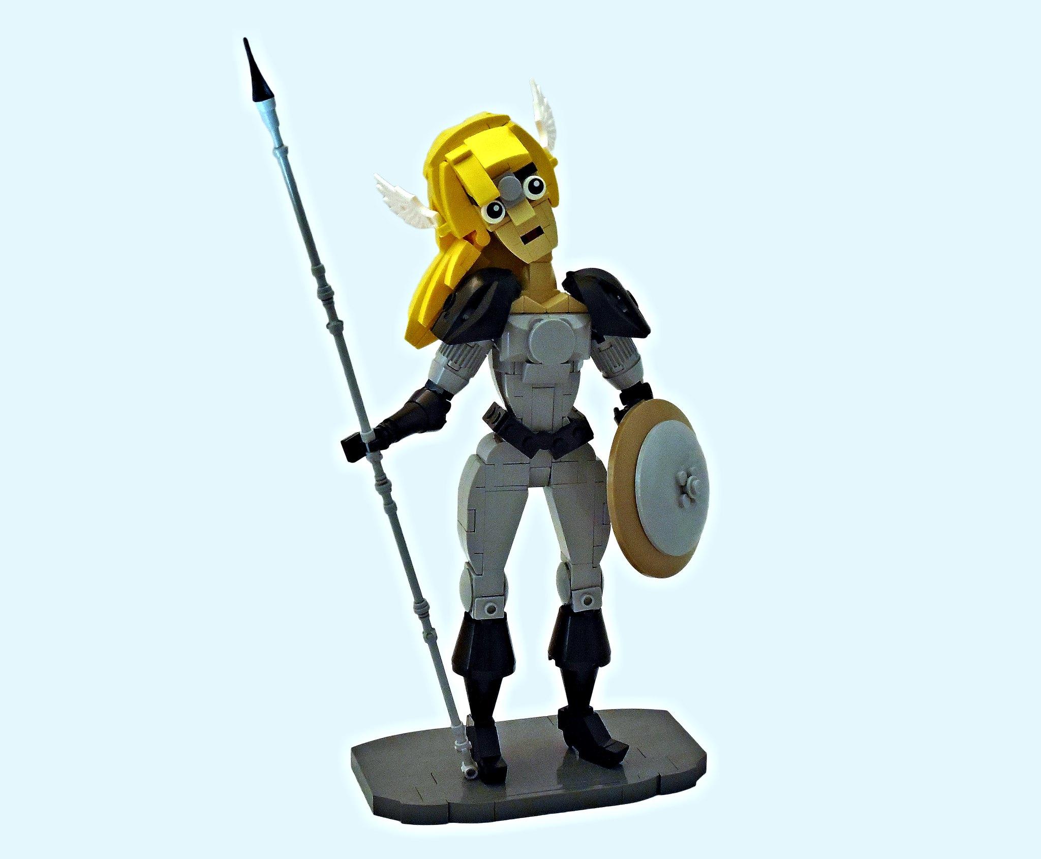 LEGO® MOC by Vitreolum: Brynhildr