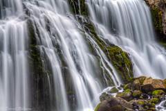 Middle McCloud Falls Flow