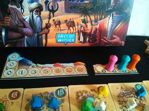 030 Five Tribes Gameplay 2
