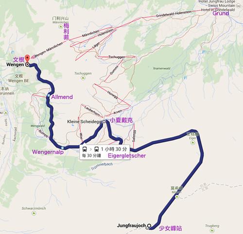 Jungfrau Railway1019-02