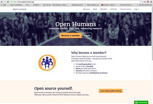 Open Human