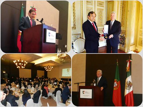 X Aniversario de la Cámara de Comercio e Industria Luso-Mexicana