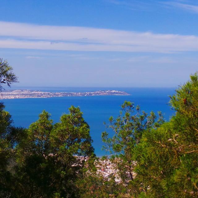 Carthage, La Marsa et la pointe...