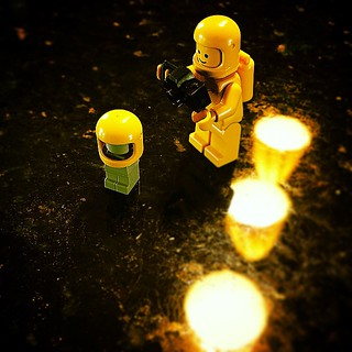 A true LEGO photographer. 🚀💛😋 #photography