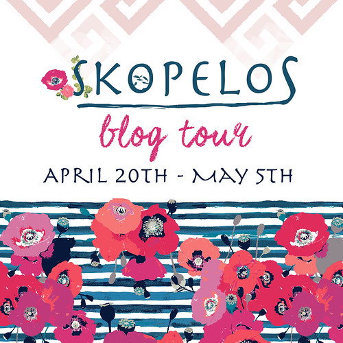 skopelos blog tour
