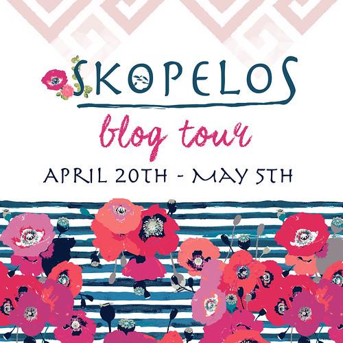 skopelos blog tour