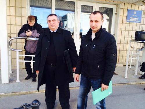 Прокурор Таргоній сам не ходить