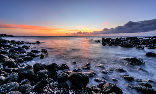 Kapa'a Beach HDR by Geoff Livingston