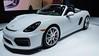 Visión Automotriz Salón del Automóvil de Nueva York 2015 Porsche Boxster Spyder 2015 presentación mundial 29