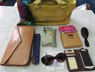 What's in my bag April 2015