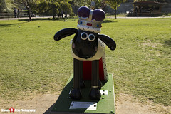 HAPPY & GLORIOUS No.46 - Shaun The Sheep - Shaun in the City - London - 150423 - Steven Gray - IMG_0186