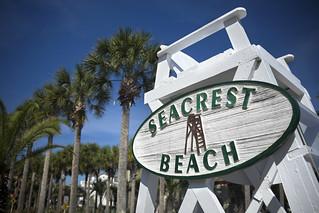 Seacrest Beach, Highway 30A, Florida