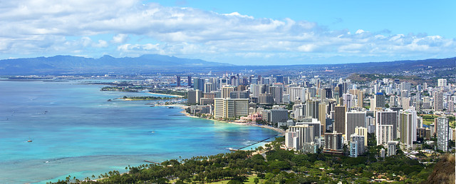 Beautiful Honolulu