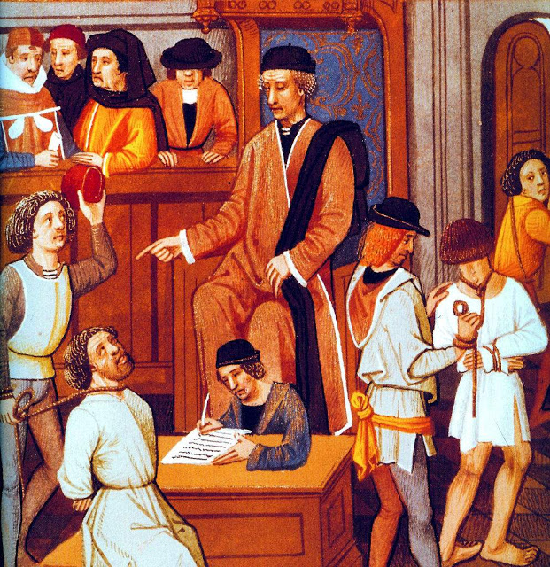 crime and punishment in the middle ages essay The middle ages created large changes in the growth of church in everyday life thousands of people died at the hands of inquisition confessions were brought out of the accused by different forms of torture.
