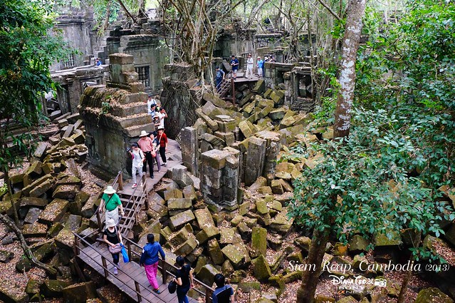 Siem Reap, Cambodia Day 5 - Beng Mealea 04