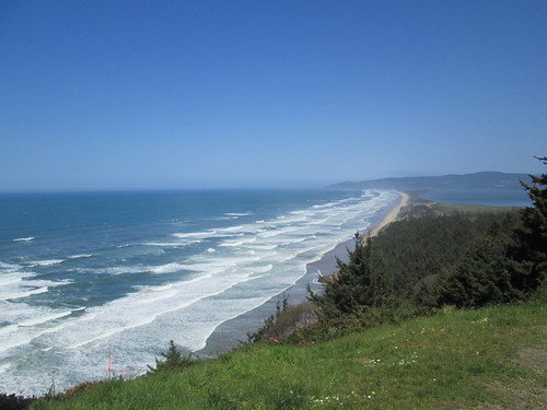 Pacific Ocean, from Anderson Viewpoint