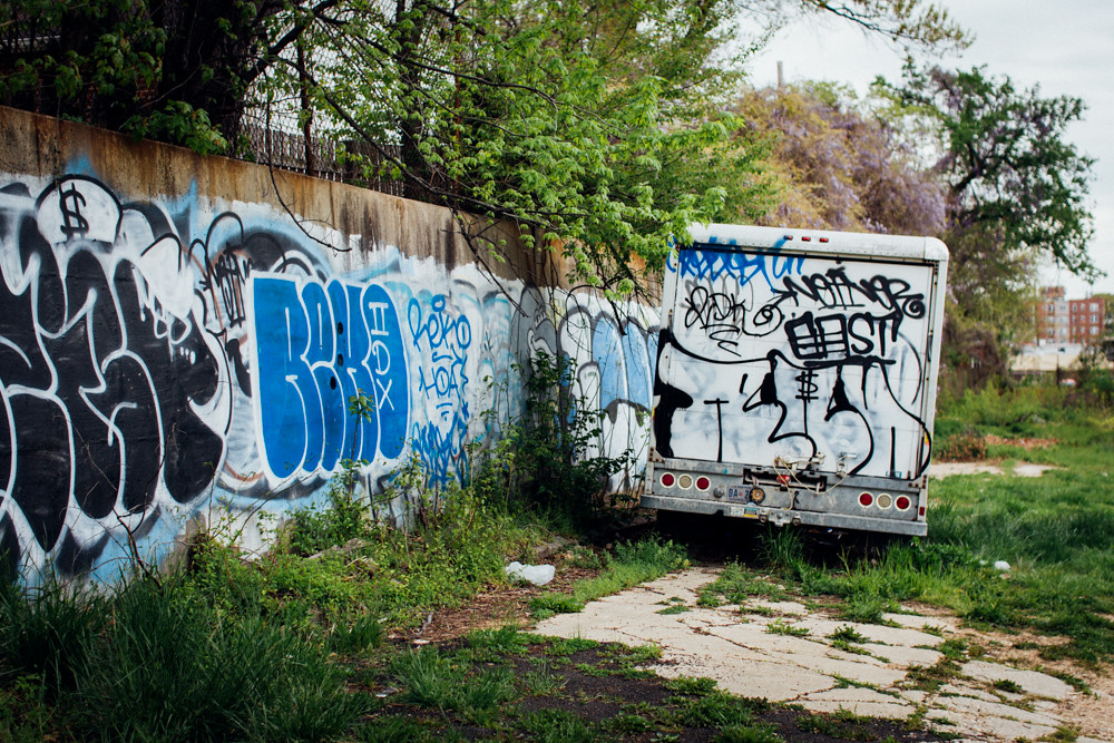 continuous graffiti