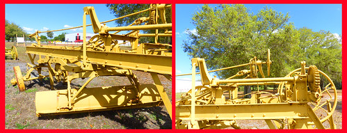 yellow florida leesburg sideview lakecounty ih internationalharvester roadgrader tractormuseum showbarn paquettes internationalhalloffame 615whitneyroad stewsstuffllc buffalonickelranch stewsstuff ihdealer internationalharvesterdealer
