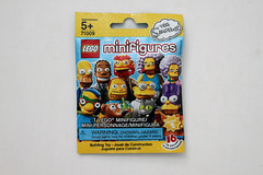 LEGO The Simpsons Minifigures Series 2 (71009)