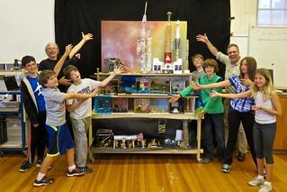 City of the Future: Show and Tell at Tam High