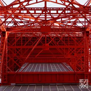 東京タワーあおり_中心部_25mmF80_Z