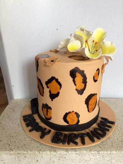 Cake by Concon Mendoza of Chubby Cheeks Pastries