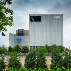 Wyly Theatre | Dallas, TX | REX + Rem Koolhaas, OMA