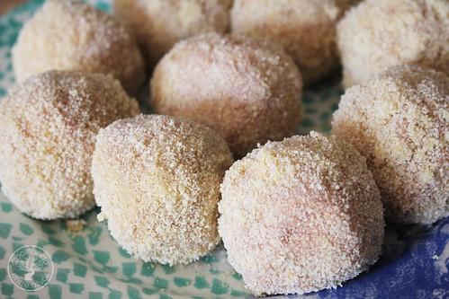 Huevos de codorniz a la escocesa www.cocinandoentreolivos.com (10)