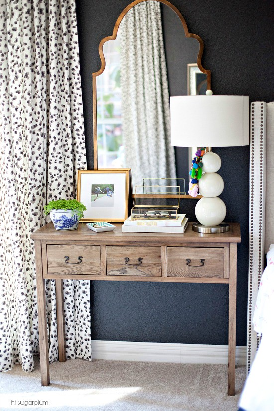 Hi Sugarplum | {One Room Challenge} Master Bedroom