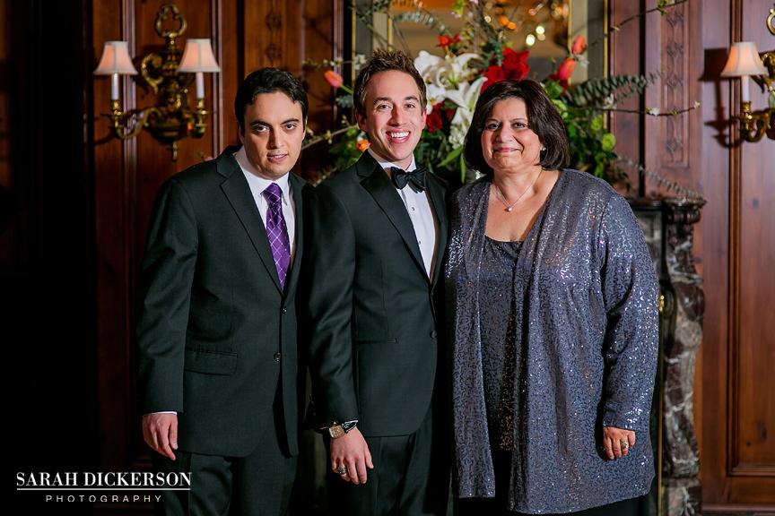Intercontinental Kansas City wedding photos