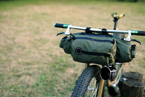 FAIRWEATHER - Handle Bar Bag