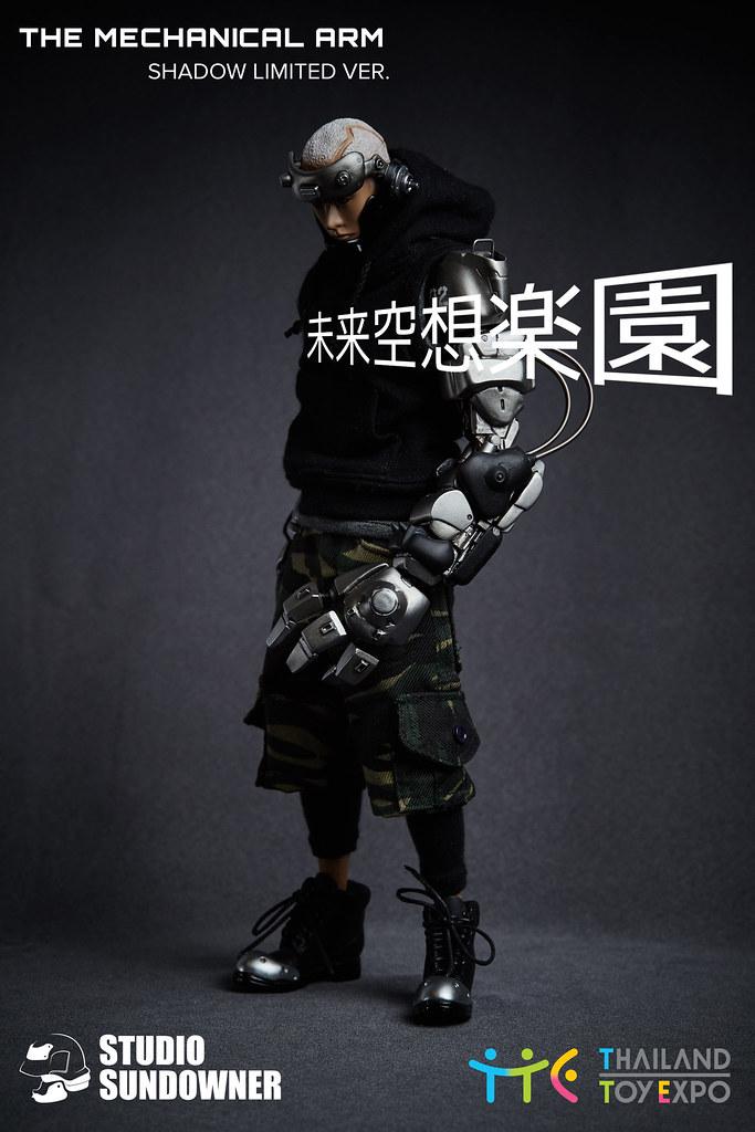 《未來空想樂園》泰國玩具展會場限定版 - TMA-SHADOW VER.