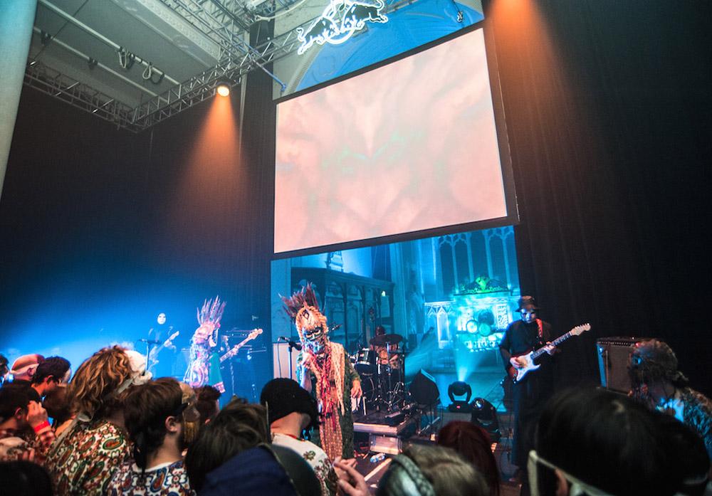 RBMA UK Tour