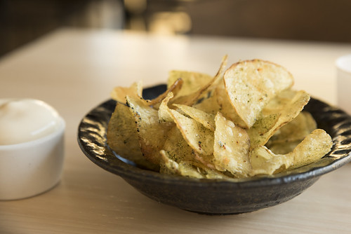 House-Made Potato Chips, Commonwealth, San Francisco
