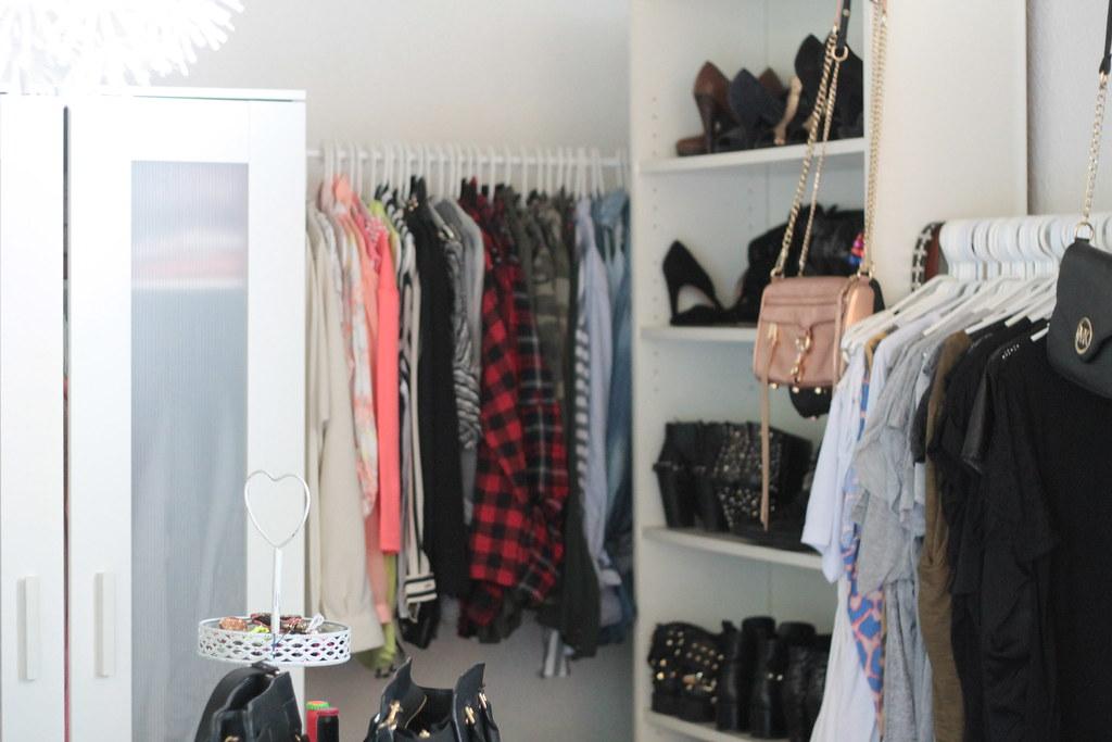 Ankleidezimmer Sendandstore Schuhregal Ikea Billy Closet K Flickr