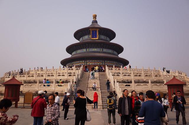 散策 [北京/天壇公園] : RICOH GR